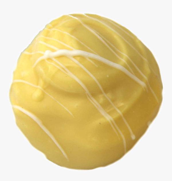 Banana Cream Truffle.