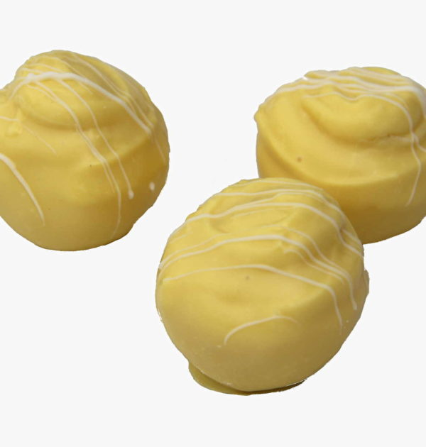 Banana Cream Truffles.