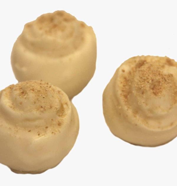 Cheesecake Truffles.