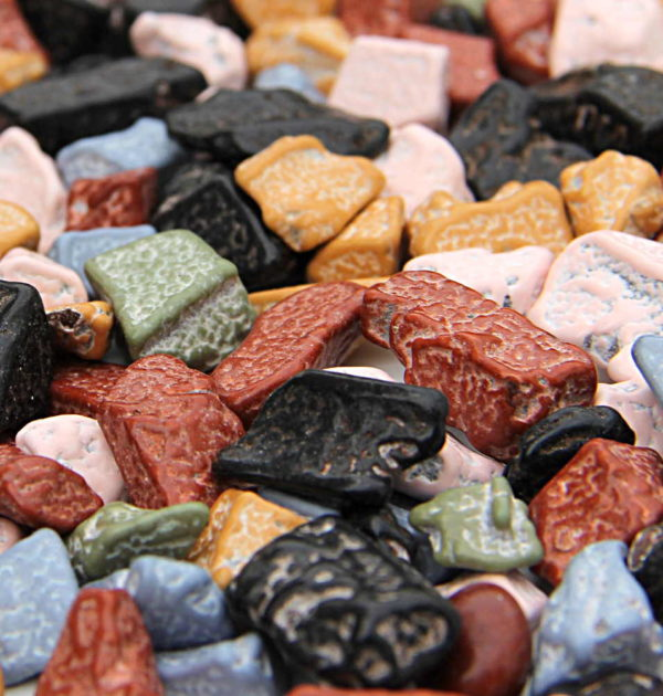 Chocolate Rocks.