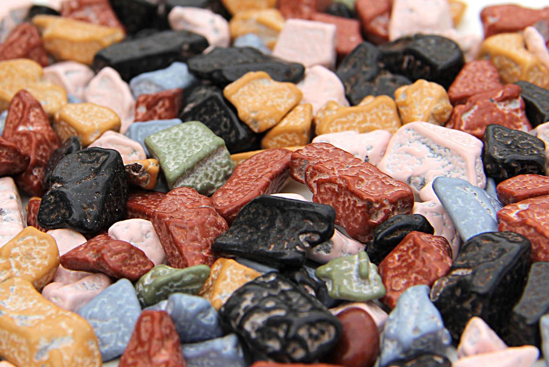 Chocolate Rocks | Turtle Town