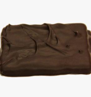 Dark Chocolate Graham Cracker.