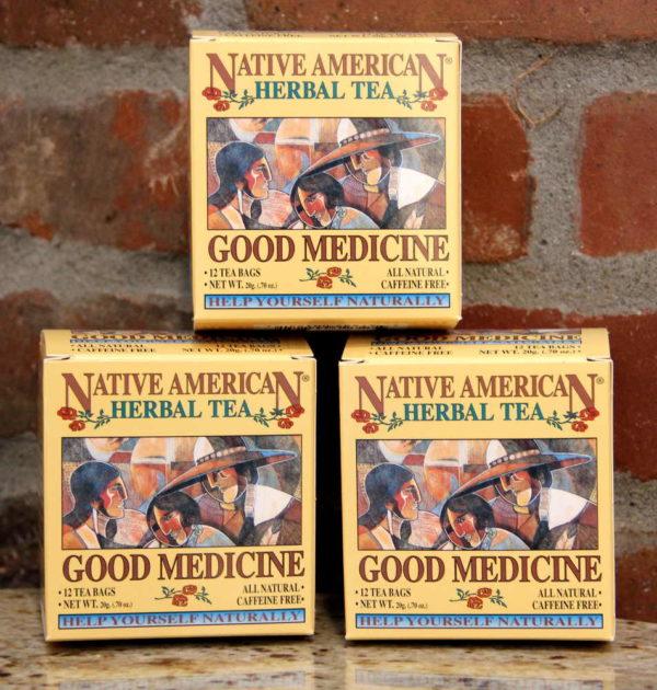 Good Medicine Tea.