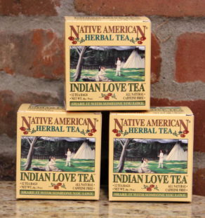 Indian Love Tea.
