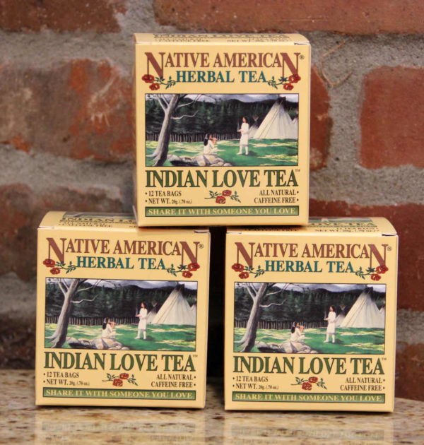 Indian Love Tea.