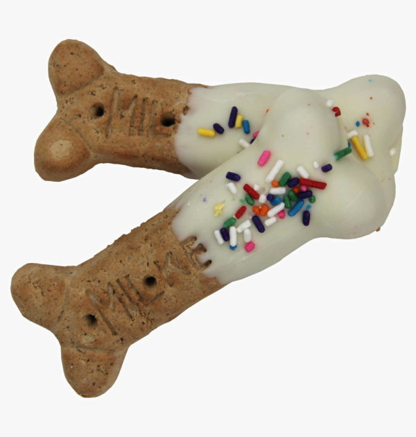 Large Gourmet Doggie Biscuits.