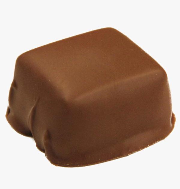 Milk Chocolate Cream Caramel.
