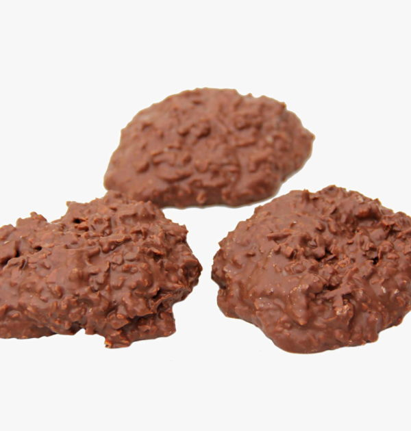 Milk Chocolate Haystacks.