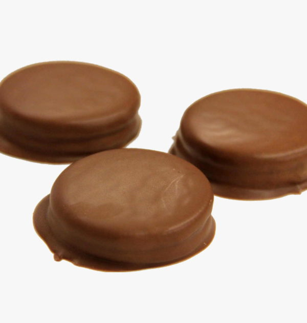 Milk Chocolate Oreos.