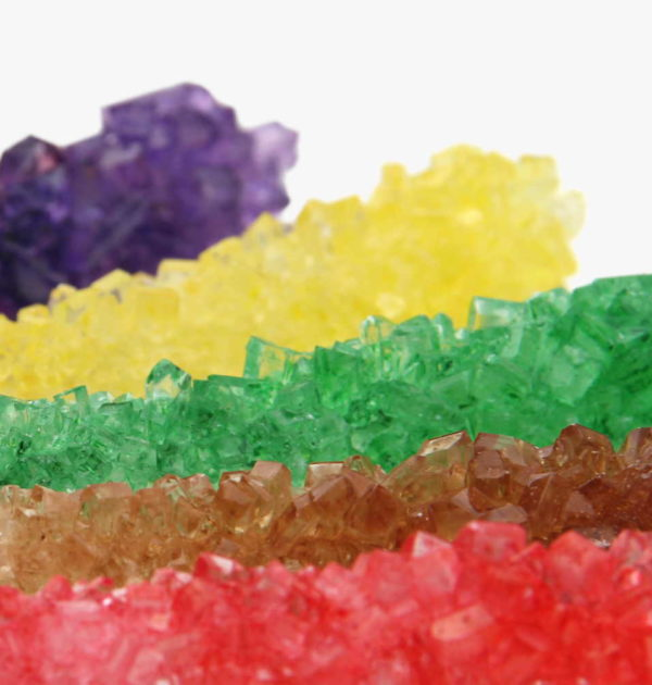 Rock Candy.