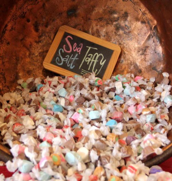 Sea Salt Taffy.
