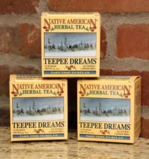 Teepee Dreams Tea.