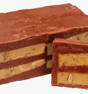 Turtle Fudge.
