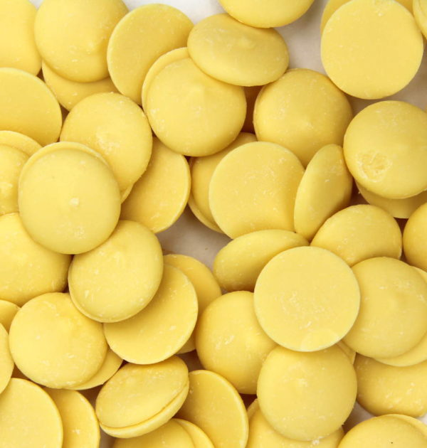 Yellow Chocolate for Wholesale